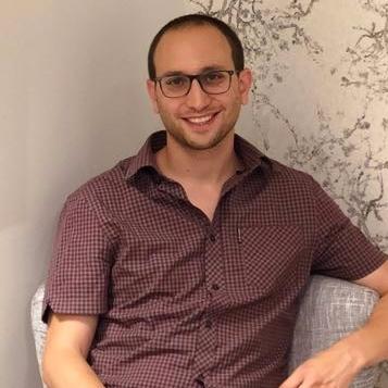 יותם פלג - פסיכולוג בהתמחות קלינית, תל אביב